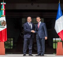 México y Francia relanzan su relación con la firma de 41 acuerdos