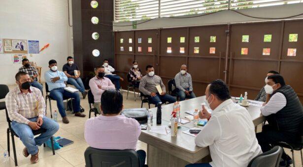 La Segego exhorta al presidente municipal de San Juan Mazatlán, Mixe, a solucionar el conflicto con sus agencias